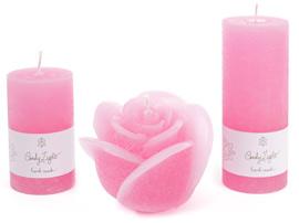 Декоративные свечи, наборы свечей