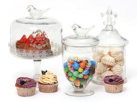 Подставки для пирожных, тортов