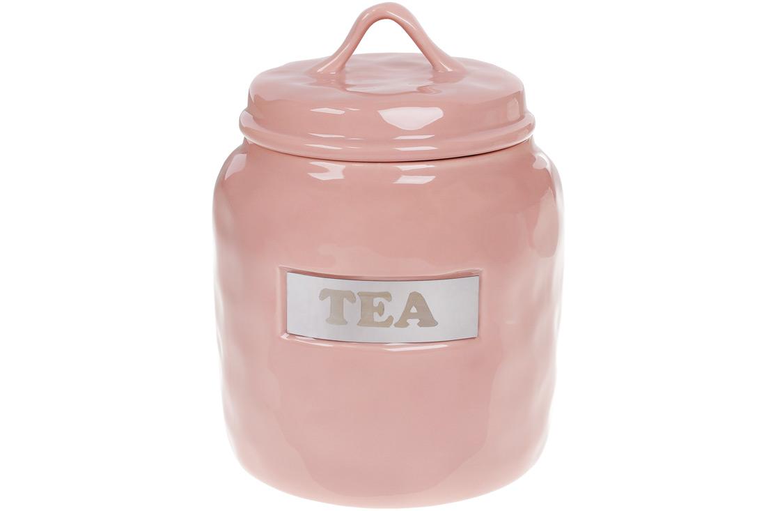 Банка Tea