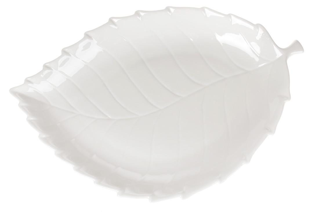 Блюдо Лист