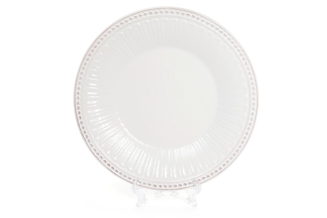 Тарелка салатная