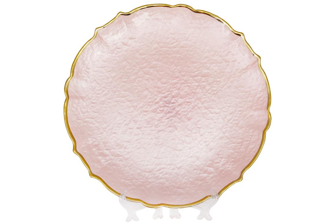 Тарелка сервировочная