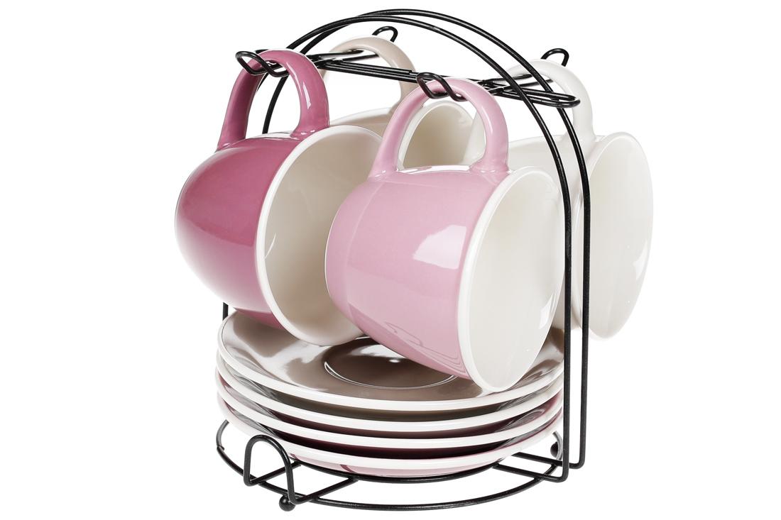 Набор чашек на подставке