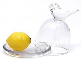 Масленки, лимонницы, икорницы, креманки