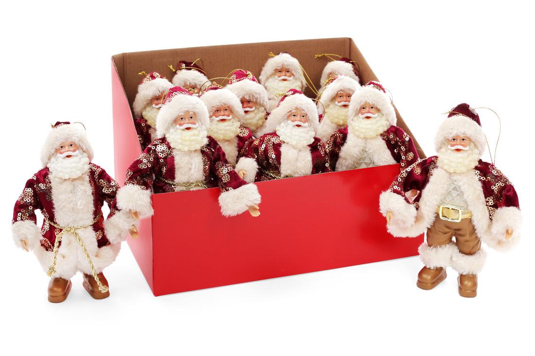 Фигурка-подвеска Санта