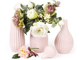 Цветочные вазы, вазоны, кашпо